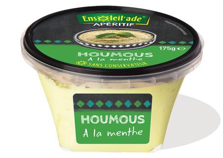 Houmous Mint